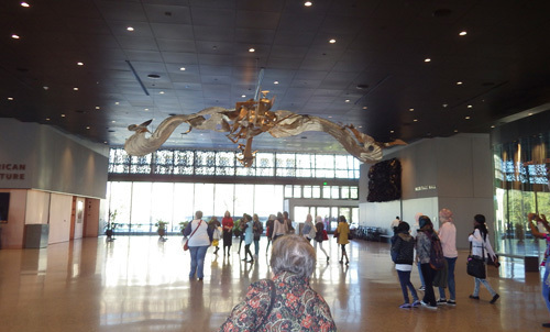 Smithsonian's National Museum of African American History