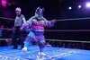 Lucha VaVOOM at The Mayan Theater - Halloween 2014