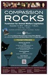 Pierce Brosnan Hosts Compassion Rocks Fundraiser Event - Animal Welfare Legislation