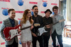 Mike Shinoda of Linkin Park and Echosmith - Discuss Music For Relief