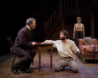 crime and punishment theatre review dostoevsky s epic literary  crime and punishment theatre review dostoevsky s epic literary masterpiece translates well at a noise in splash magazines los angeles
