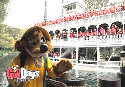 "The 12th Annual ""Unofficial"" Gay Days at Disneyland is coming to Disneyland ..."