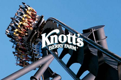 Knott's Berry Farm Review - America's First Theme Park! | Splash ...
