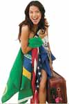 LOL! Latina on the Loose Theatre Review - A Brazilian Beauty Leaves the Southland Laughing