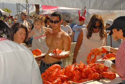 Image result for Long Beach Original Lobster Festival