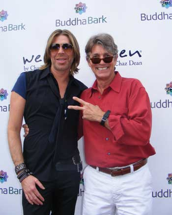 Chaz Dean And Eric Roberts