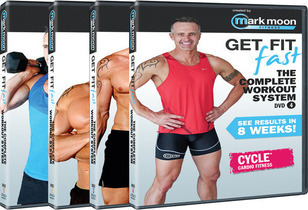 Mark Moon: Get Fit Fast Workouts