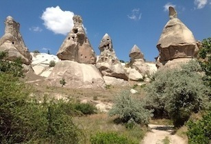 Hiking in Cappadocia Review – Get Up Close with Cave Houses