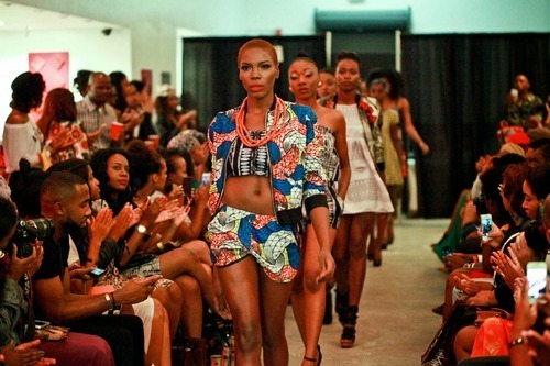 Africa Fashion Week Los Angeles 41
