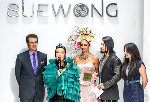 Sue Wong Spring 2015 Collection Review - Fairies and Sirens