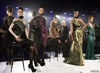 Bibhu Mohapatra Fall 2011 Collection Review - Executing A Strong Signature of Layers and Revelations