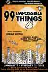 99 Impossible Things Theatre Review - A World Premiere @ Eclectic