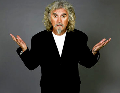 billy connolly books