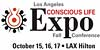 CONSCIOUS LIFE EXPO presents The New Visionaries at the October Conference Series - October 15 - 17