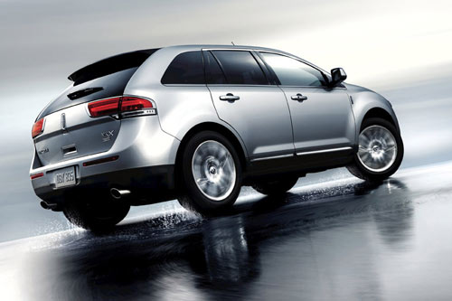 The Crossover Suv Lincoln Mkx