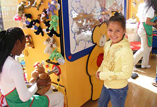 Build-A-Bear - Bringing Holly and Hal Moose to Life