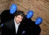 BLUE MAN GROUP AND CHICAGO YOUTH SYMPHONY ORCHESTRAS PERFORMANCE IN MILLENNIUM PARK  ON SUNDAY, JUNE 8, 2014  Preview -  Free Outdoor Concert