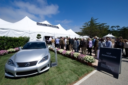 Lexus Grand Tasting Event Review Pebble Beach Food Wine Festival