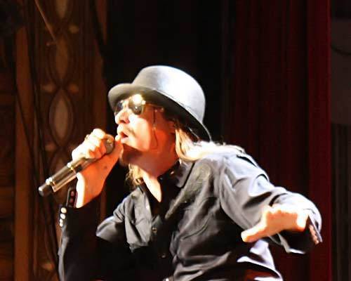 Kid Rock with the Detroit Symphony Orchestra Review - A Rock 'n' Rap