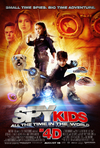 Spy Kids: All The Time In The World Goes 4D With Aromascope