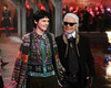 Rebecca Wang Enjoys Front Row View Of The Exclusive Chanel Metiers d'Art Fashion Show