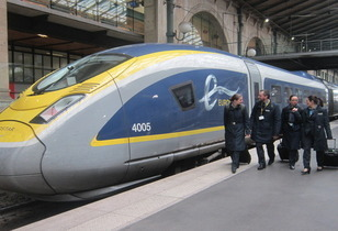 Eurostar Review - Luxury Travel at the Speed of Light