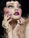 ILLAMASQUA Goth Gone Wild  Theatre of the Nameless