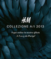 H&M Makes A Paris Fashion Week Debut With Its Autumn 2013 Collection