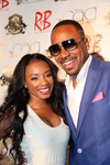 Columbus Short of ABC's Scandal Hosts Season 3 Finale - Viewing Party