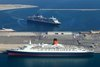 Queen Elizabeth Meets QE2 for First-Time Cunard Royal Rendezvous During Dubai Maiden Call