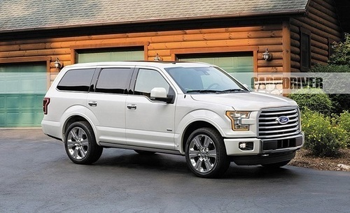 2018 Ford Expedition Review The New Adds A Completely Specter Of Infotainment