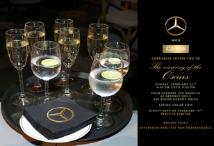 The Annual Mercedes-Benz + ICON MANN Oscar Viewing Party at the Four Seasons Beverly Hills Review –  A Star Studded Event Celebrating Hollywood's Biggest Night of the Year