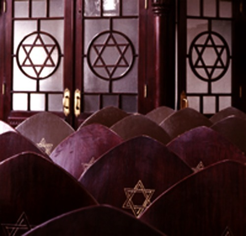 One of the earlier synagogues