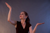 "Modern Dance Legend Martha Graham Celebrated - Interview with star Christina Carlisi in West Coast Premiere of ""Martha"""