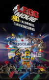 The Lego Movie 4D-A New Adventure. Red Carpet Premiere.  2/5/16 Carlsbad, CA