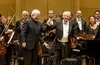 Chicago Symphony Orchestra Mozart, Bruckner Review – Perfection With Emanuel Ax and Bernard Haitink