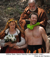 The Taming of the Shrew-Shakespeare at it's best in the fairytale setting of Topanga Canyon