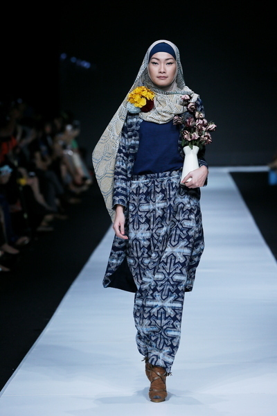 Men Fashion Week Jakarta in Paris Fashion Week