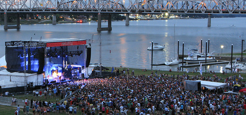 Forecastle Music Festival - A Big Festival with Small Town