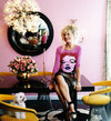 Designer, Betsey Johnson Boasts Flare and Color - Her New Collection Debuts in Fashion Week
