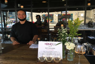ENO Wine Bar's Summer Patio Review – Come Give a Toast to Summer!