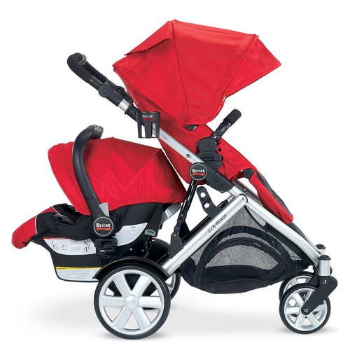Britax B-Ready Stroller Review - B-ready for Some Parenting Help ...