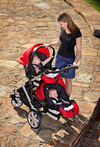 Britax B-Ready Stroller Review - B-ready for Some Parenting Help
