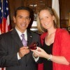 A Window Between Worlds honors Mayor Antonio Villaraigosa with the organization's first ever heART Award