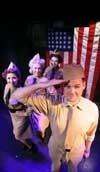 A MUSICAL TRIBUTE TO THE ANDREWS SISTERS Review – Theo Ubique's Pitch-Perfect USO Show