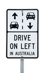 Driving in Australia - Stuff to keep in mind