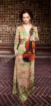 Hilary Hahn and Robert Levin Review - Symphony Center  Presents Chamber Music Series opens