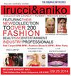 Irucci & Aniko Official Collection Launch + Fashion Show -  September 25, 2014