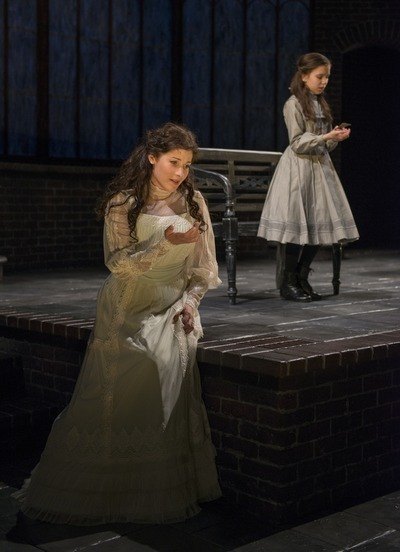jennie sophia lily and tori whaples mary - The Secret Garden Musical