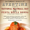Aventine Trattoria - Celebrates National Meatball Day